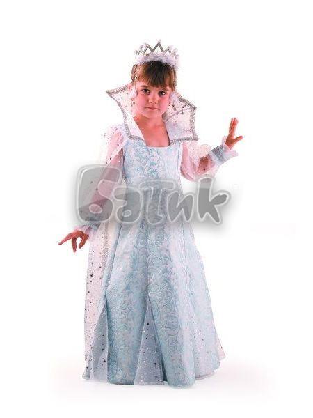 Новогодний костюм для девочки Снежная